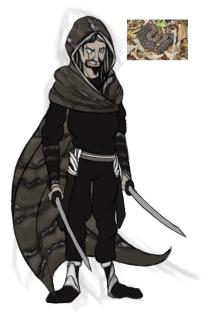 Shadow Clan Leader Kurohebi
